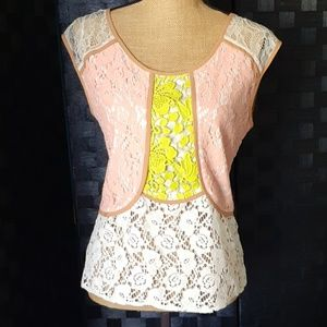 Absolutely stunning Anthropologie Blouse